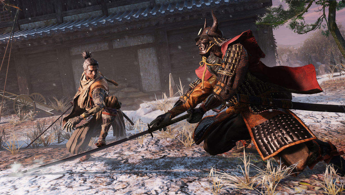 Sekiro via official website 2019