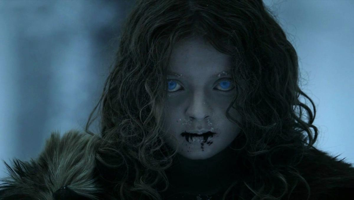 blue eyed child 1x01 game of thrones