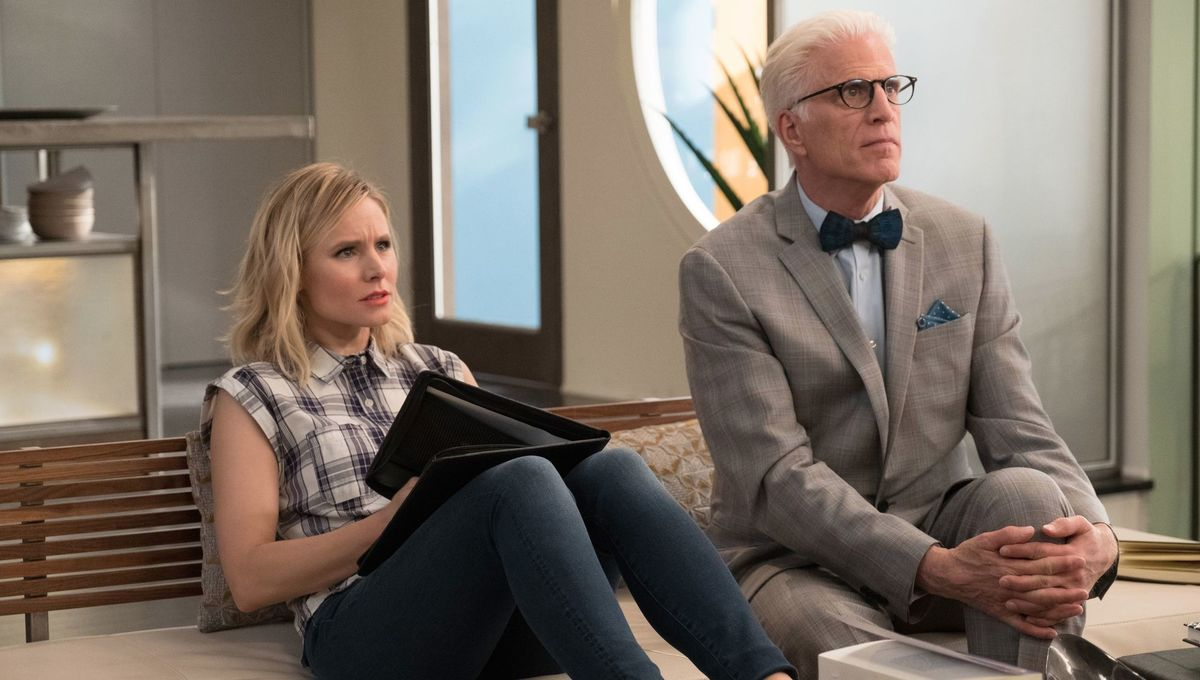The Good Place creator Mike Schur discusses new characters