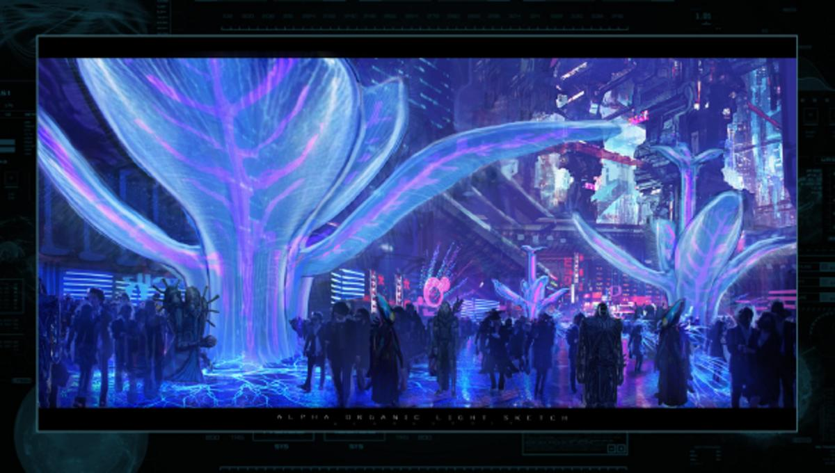 Exclusive: Check out the critter concept art for Valerian and the City of a Thousand Planets