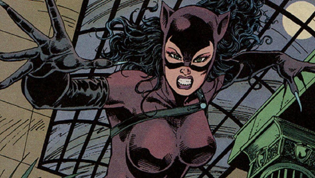 kissa nainen dating Batman