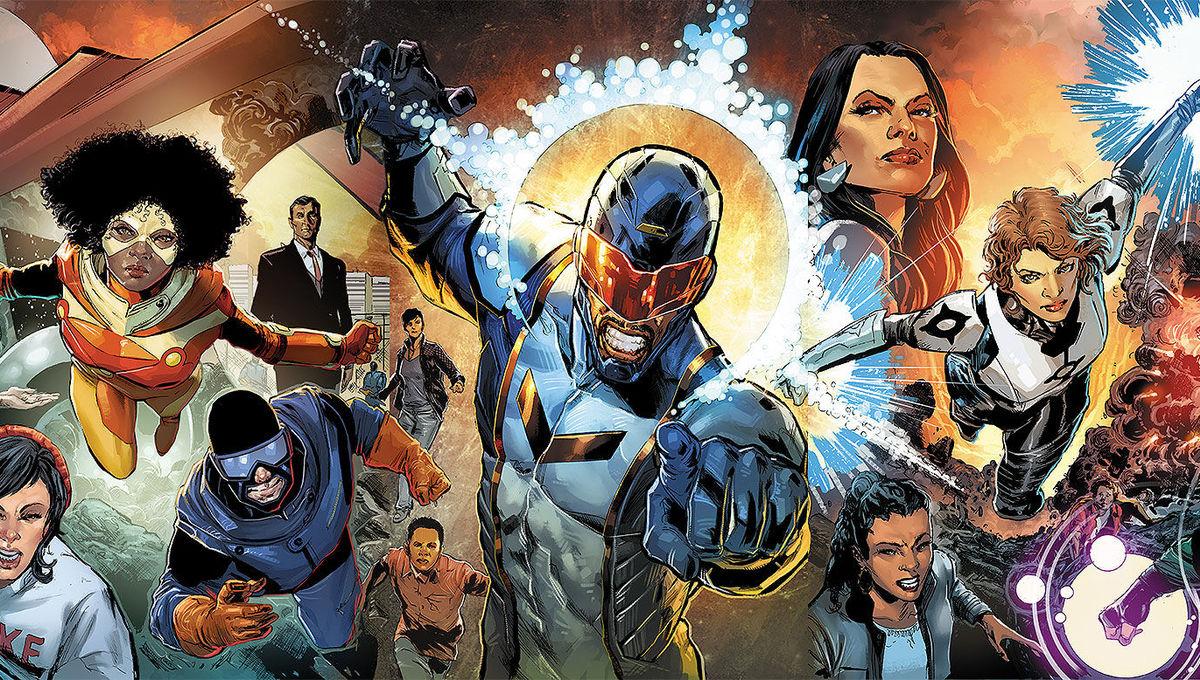 Comic Books Prose & Cons - cover