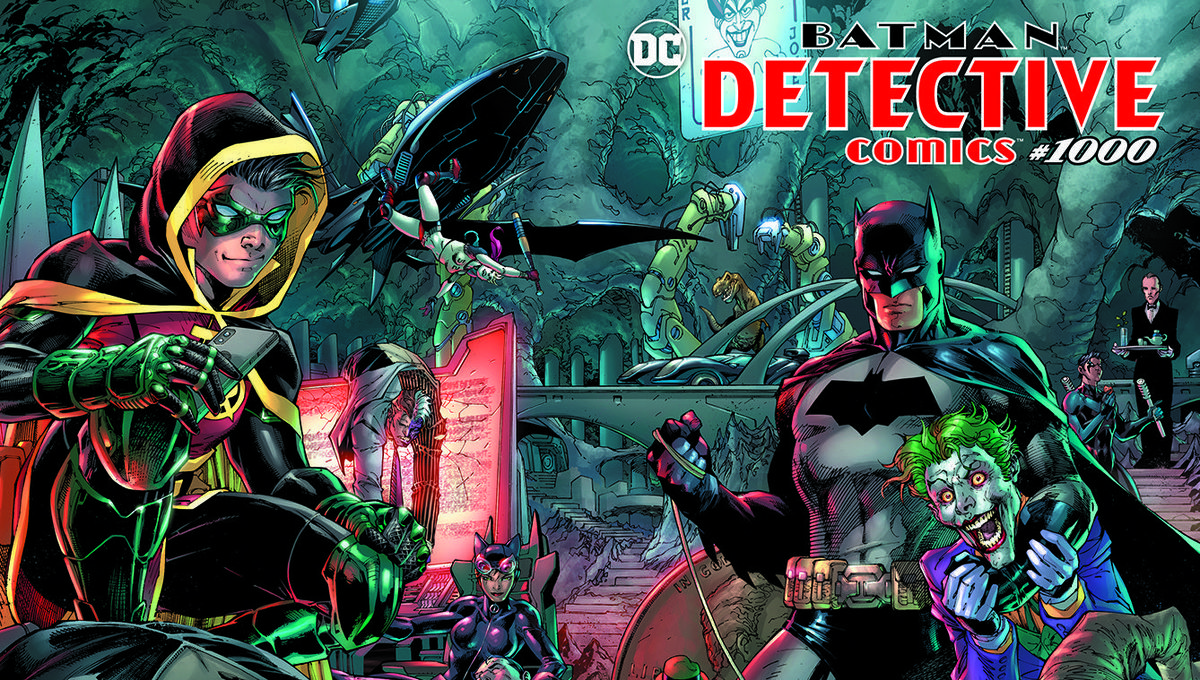 Comics: Detective Comics #1000 full lineup revealed, Batman and TMNT team up again, Marvel launches Avengers: No Road Home