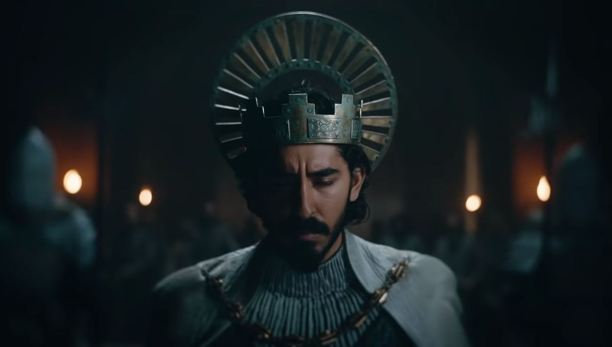 Chosen One of the Day: Dev Patel in The Green Knight trailer