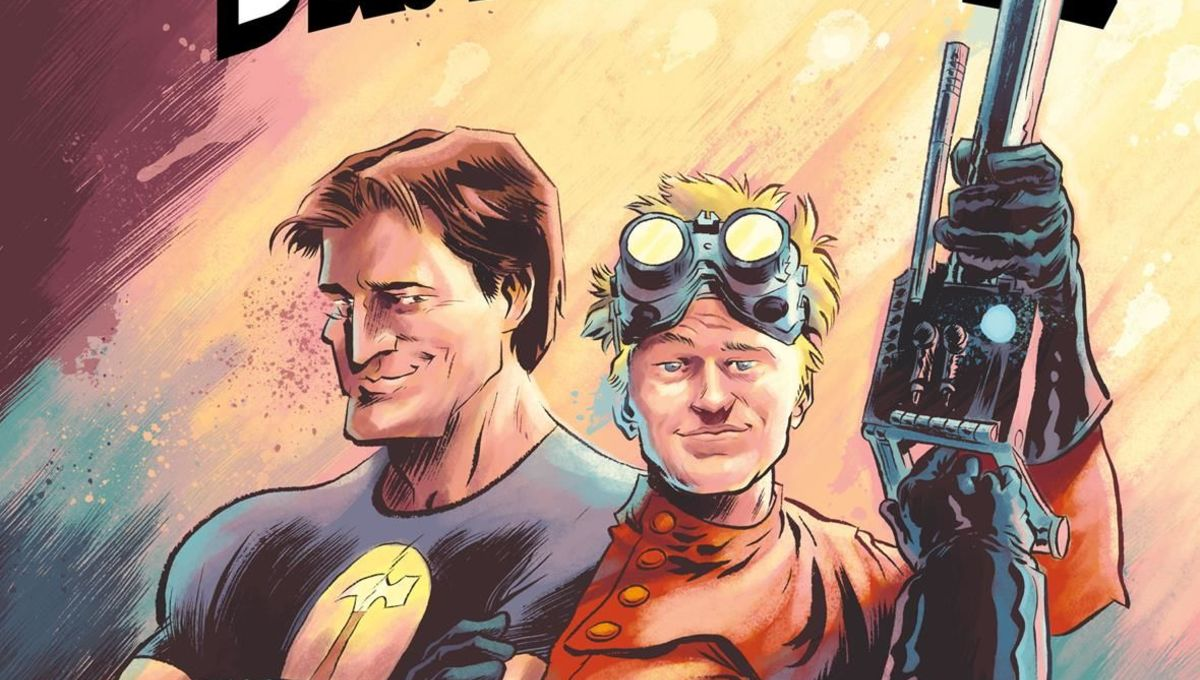 Dr. Horrible comic replaces singing with fourth wall breaking