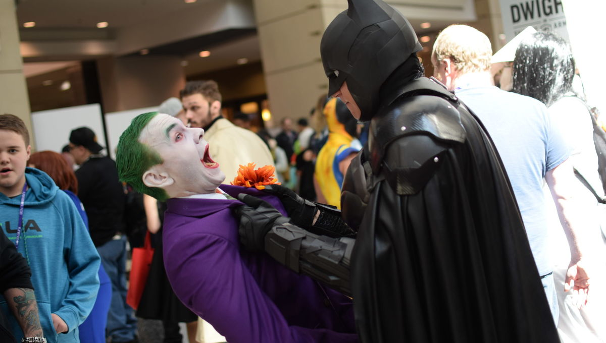 Star Wars and Warcraft cosplay dominate Day 2 at C2E2 2019