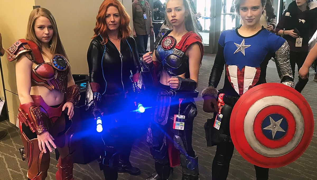 Emerald City Comic Con Friday March 15 2019
