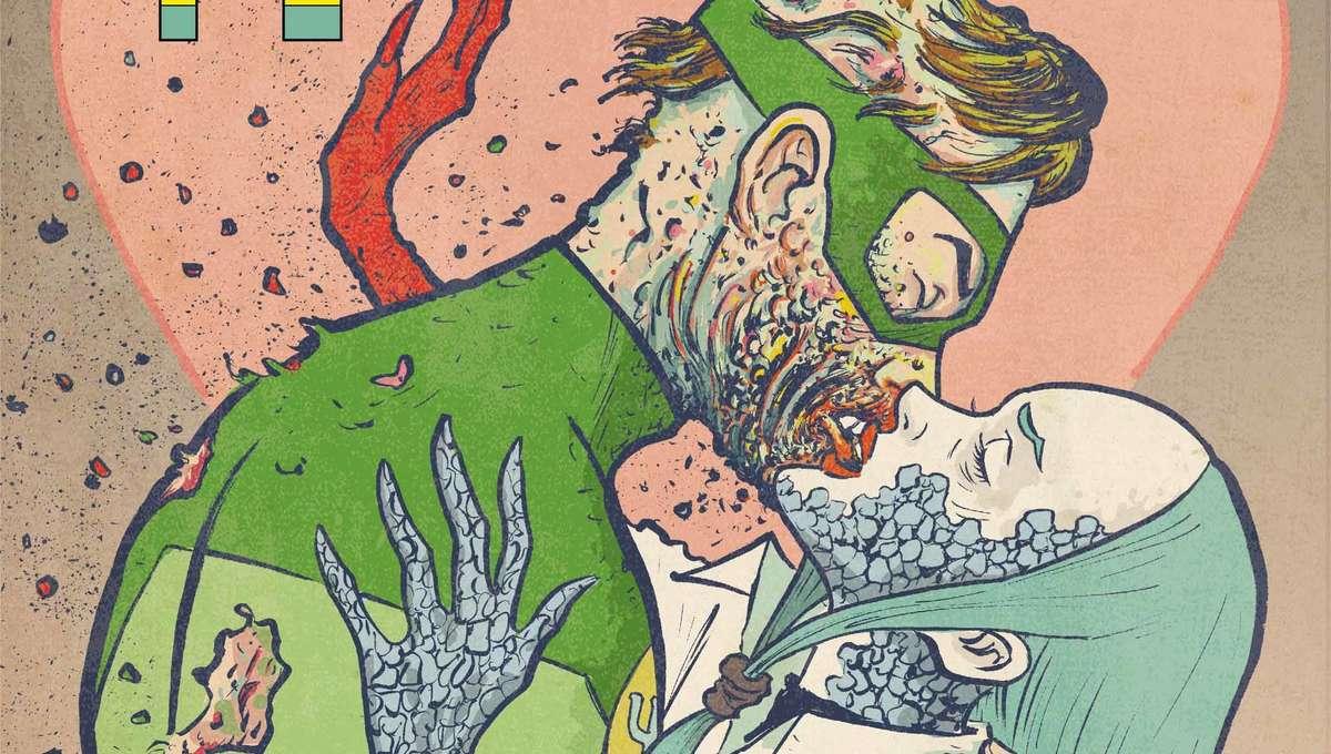 Eternity Girl #5 Cover