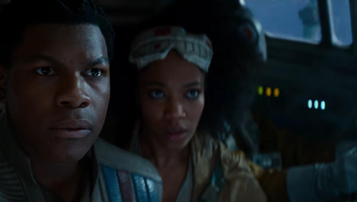 Naomi Ackie teases Jannah's role in 'the big conclusion of' Star Wars: The Rise of Skywalker