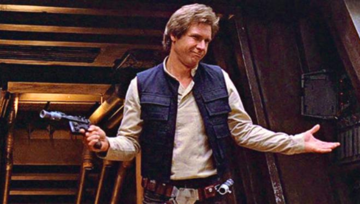 Harrison Ford quips he 'didn't give a rat's ass' which actors ran with the Star Wars baton