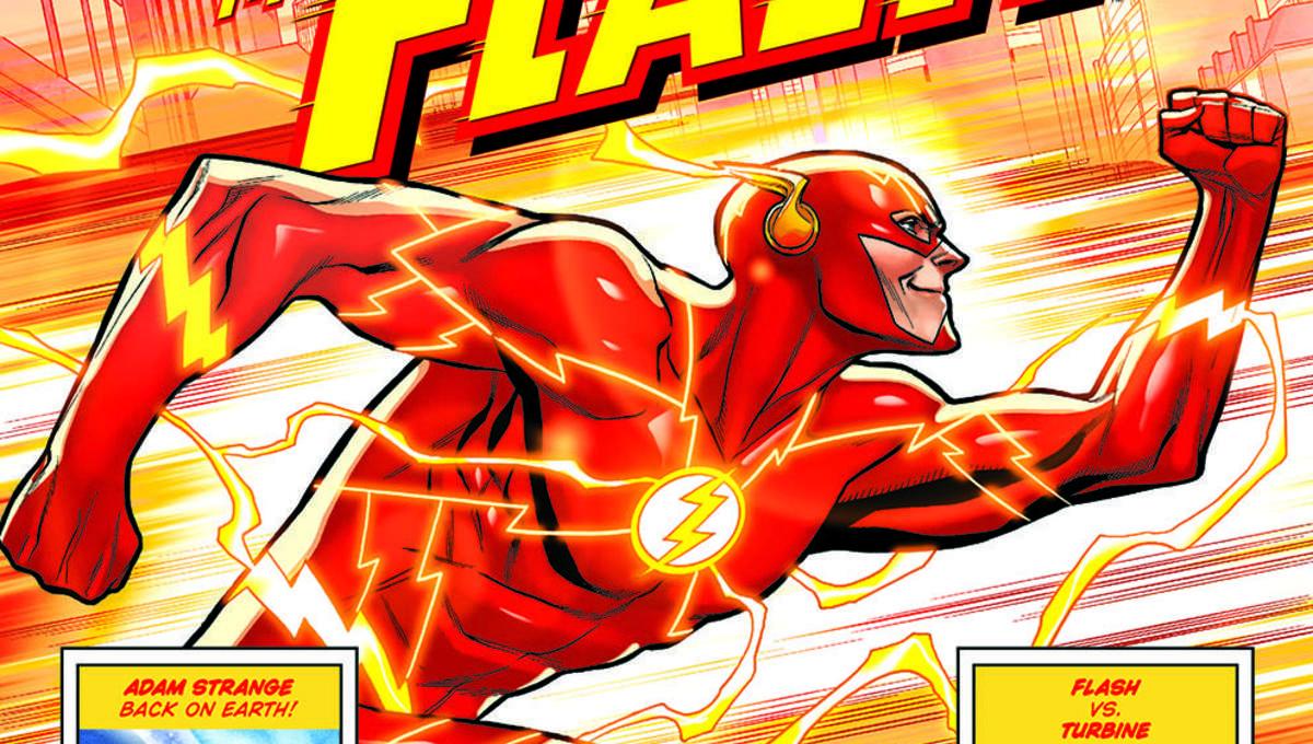 Walmart Flash Giant #1