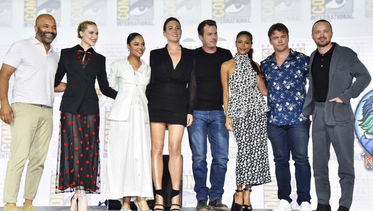 Look of the Week: Power dressing in the Westworld season 3 teaser