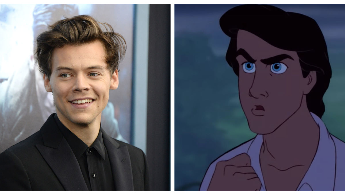 WIRE Buzz: Harry Styles eyeing Prince Eric role in Little Mermaid;