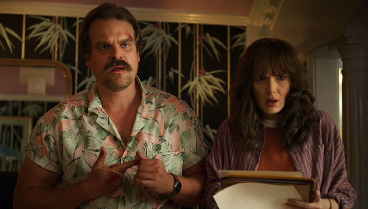 stranger things season three review