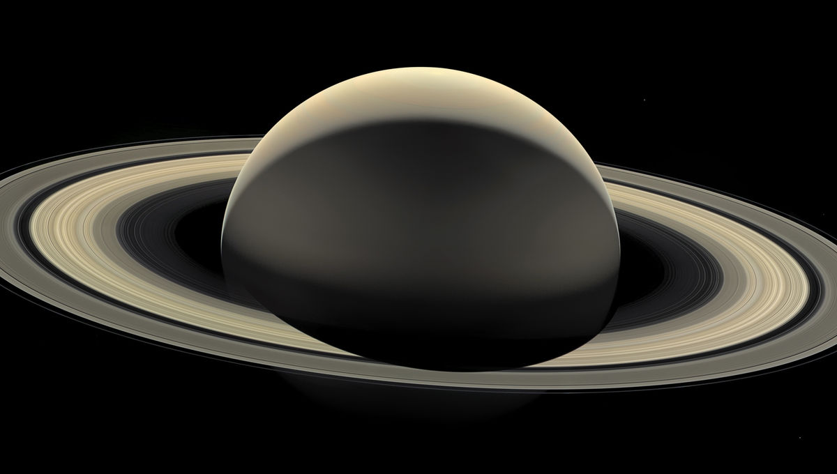 Take a stunning 250,000-kilometer-long video tour of Saturn's rings