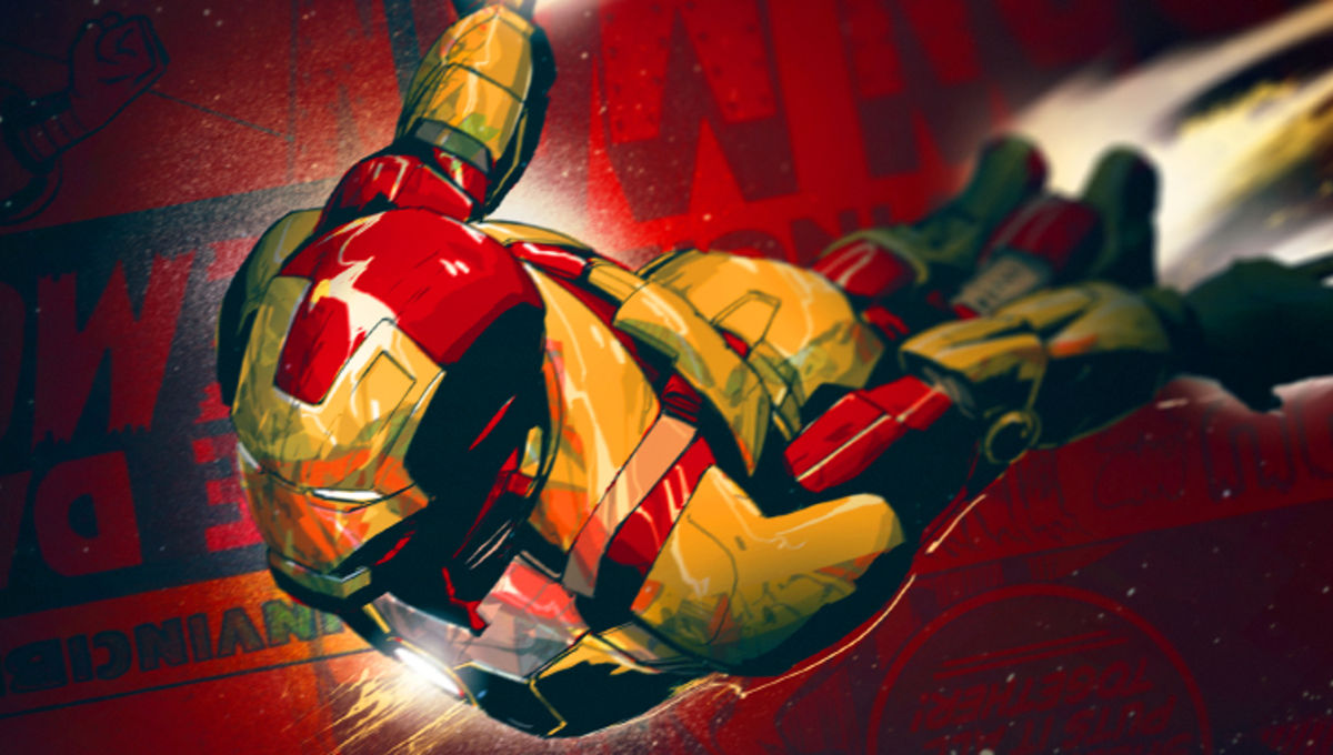 See Iron Man armor cut from Avengers + unused Iron Man 3 intros