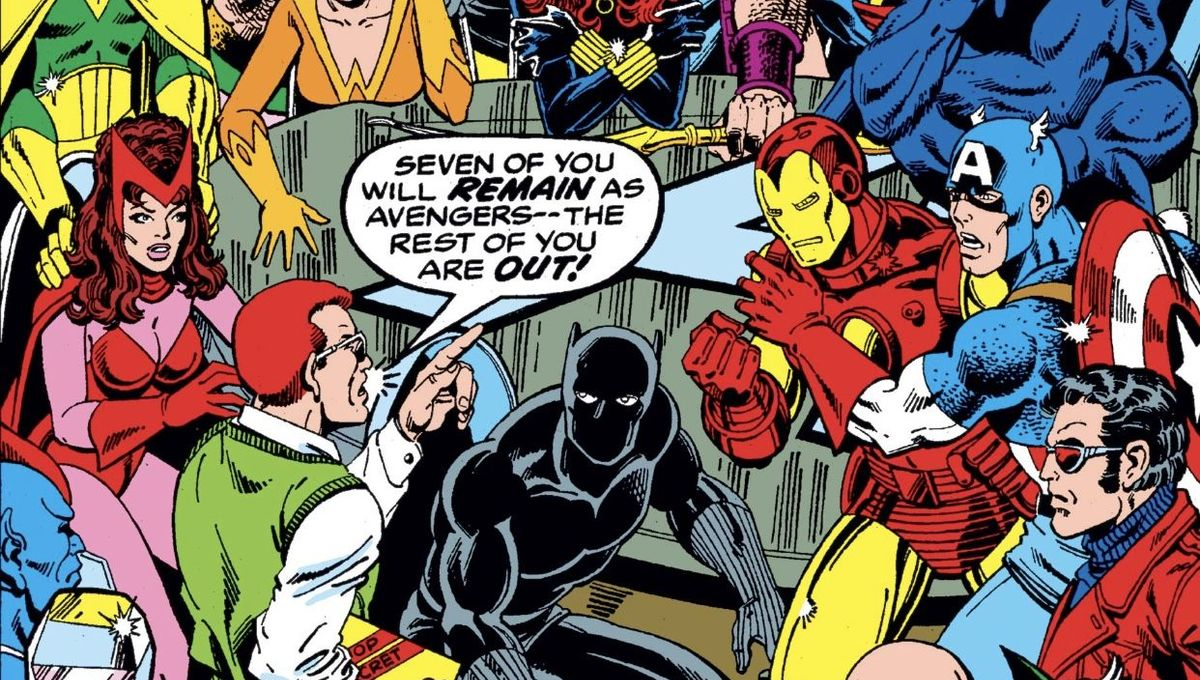 The Avengers vs. affirmative action
