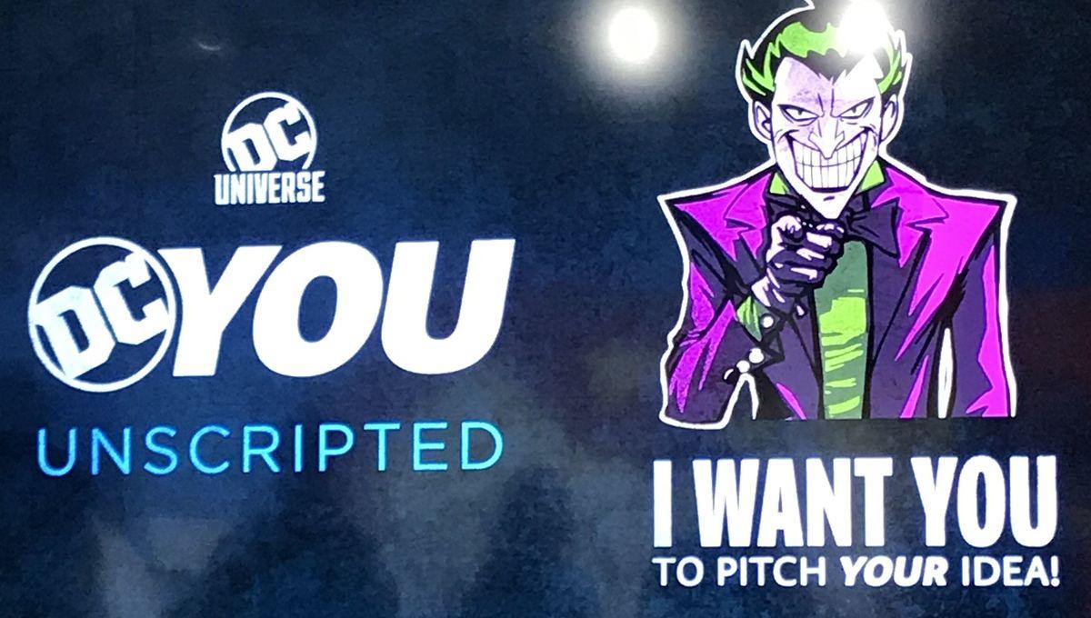 DC Universe announces DCYou contest, BizarroTV anthology, Harley Quinn debut date