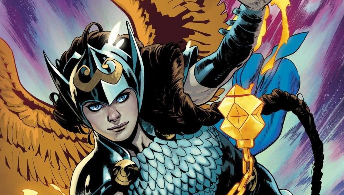 Comics: Jane Foster is Marvel's new Valkyrie; Charlie's Angels/Bionic Woman team up