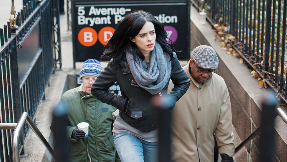 WIRE Buzz: Jessica Jones props to auction; Santa Muerte film in the works; more