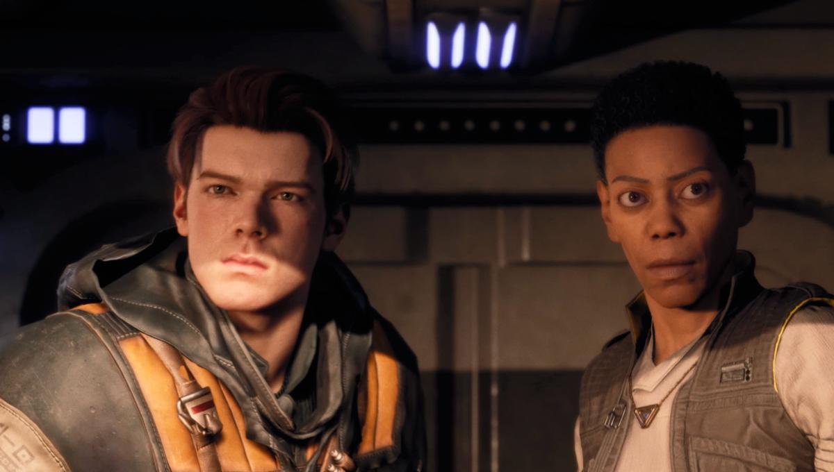 Картинки по запросу Star Wars: Jedi Fallen Order