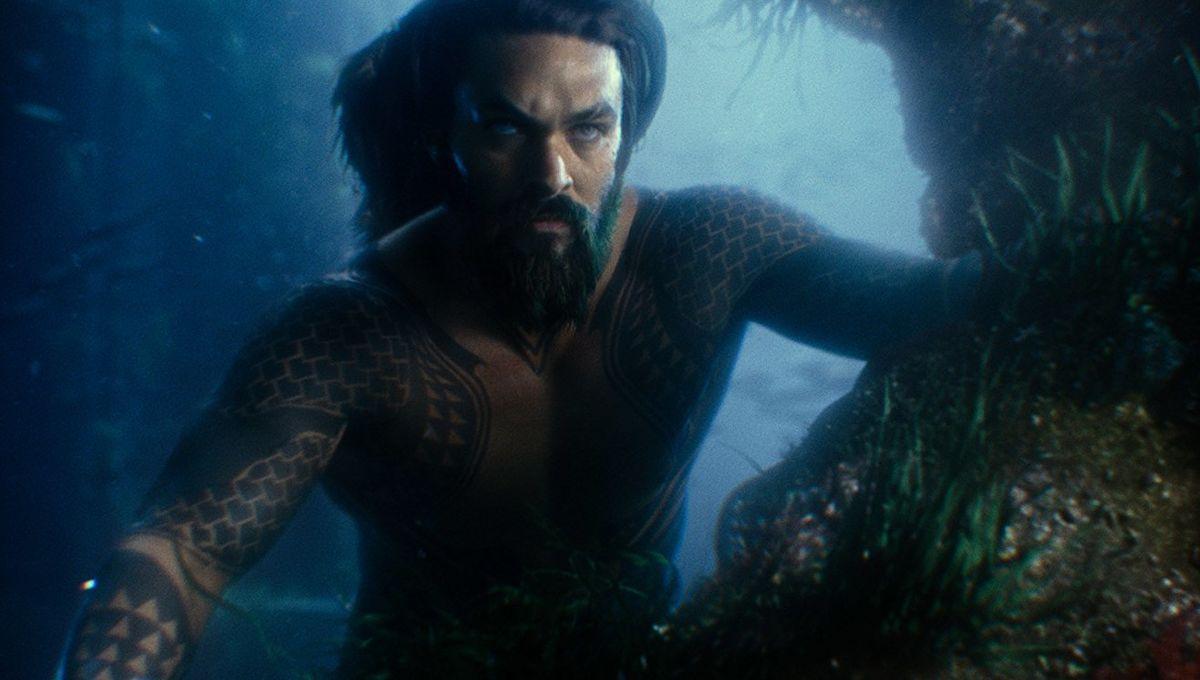 "Aquaman debuts ""epic"" footage at Cinemacon"