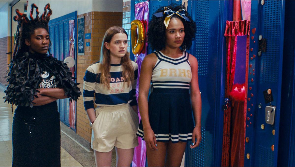 Exclusive: Knives and Skin tackles teen sex and slut-shaming