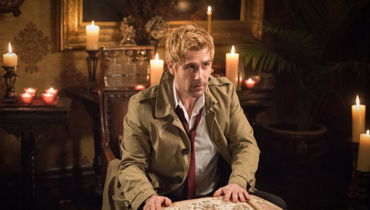 John Constantine's long journey to being out