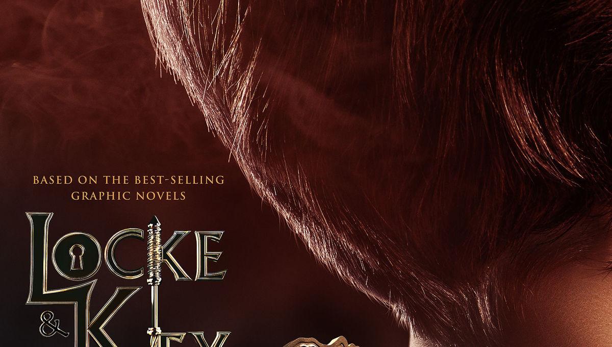 "Joe Hill praises Netflix's upcoming Locke & Key adaptation: ""It's absolute TV crack"""
