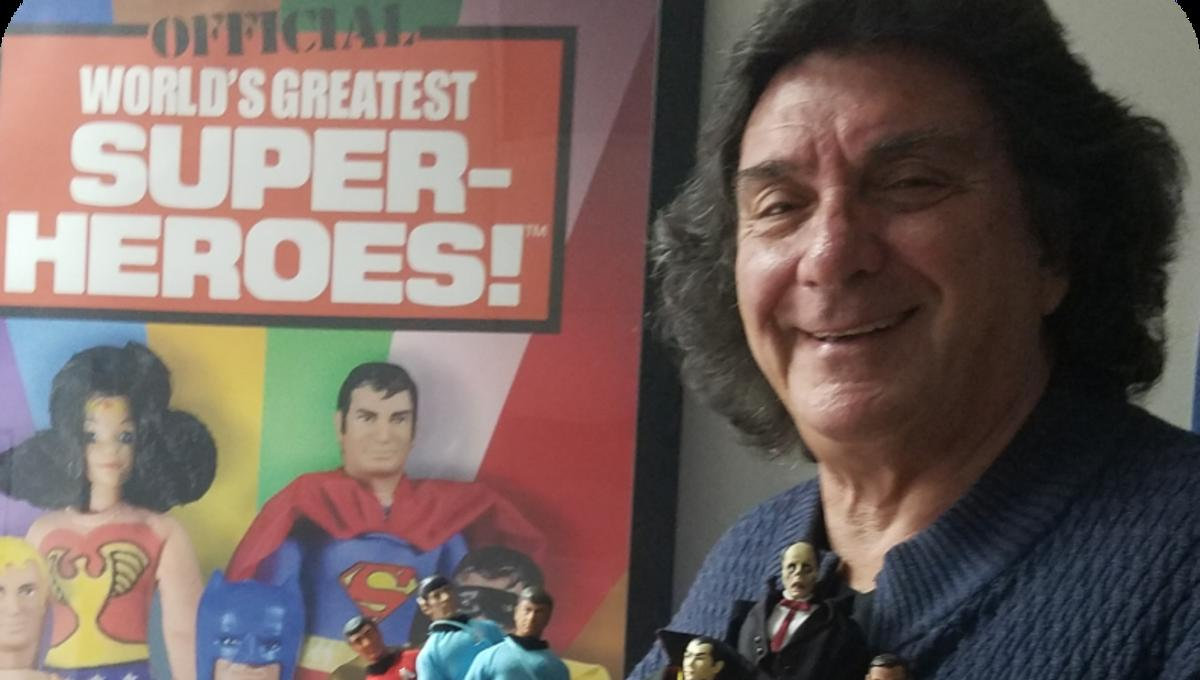 Marty Abrams, father of the modern action figure, brought back Mego. So what's next?