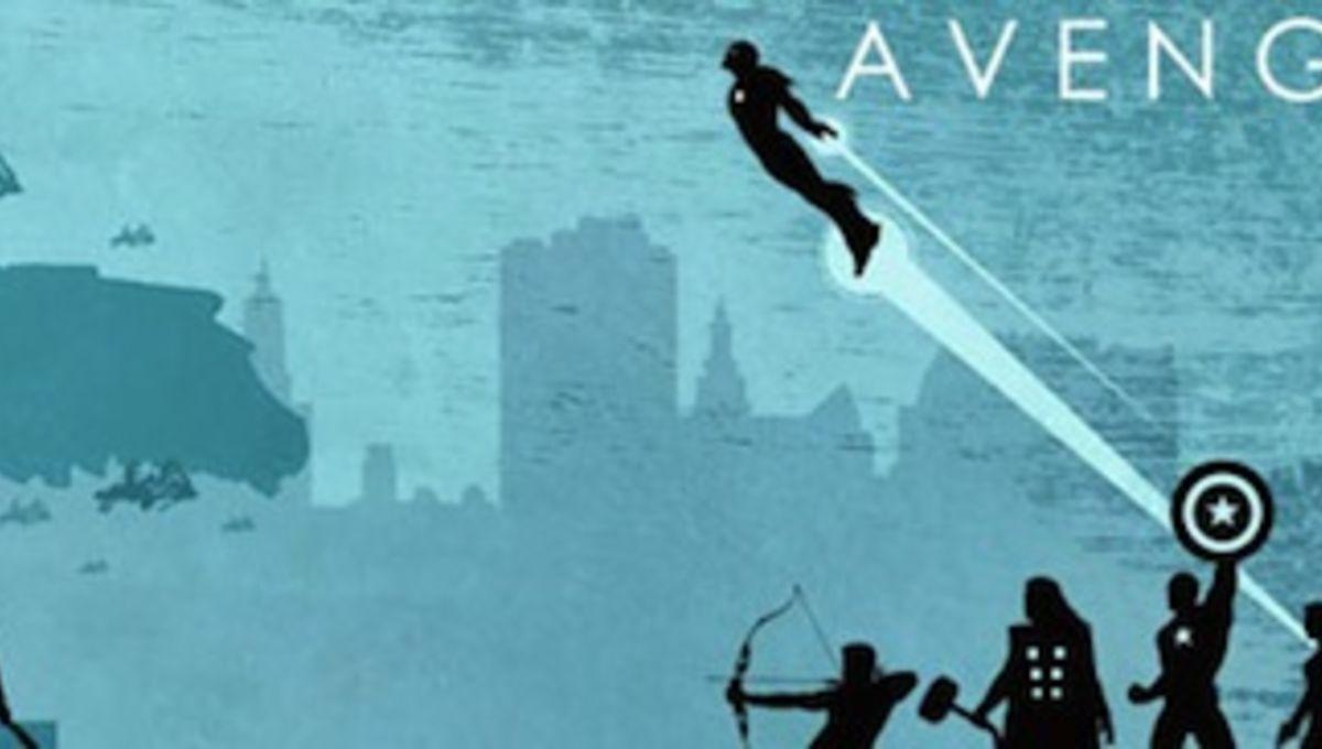 Check out 6 minimalist masterworks celebrating Marvel's movie hits