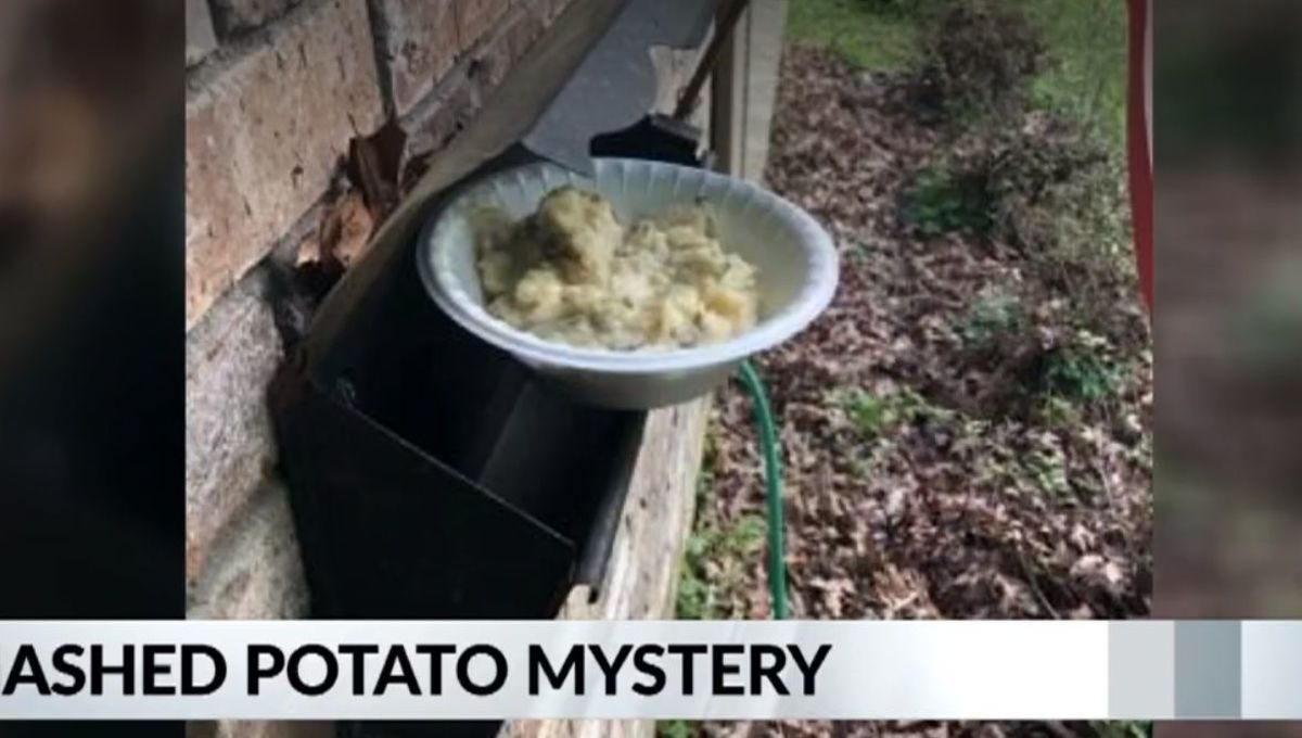Mashed Potato Mystery of Mississippi