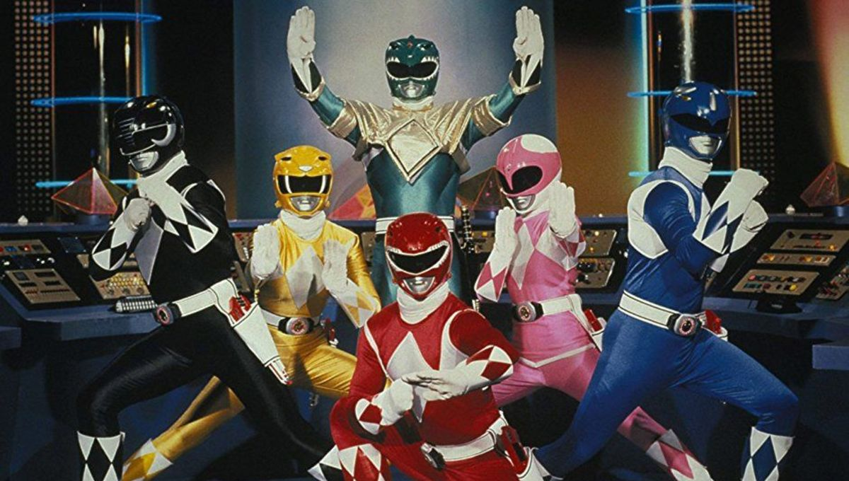 Power Rangers at 25: Celebrating 25 years of Zords, Morphers