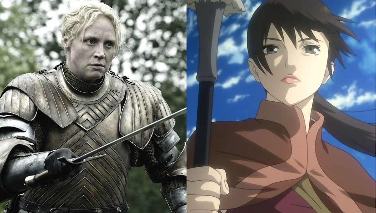 8 anime titles for your game of thrones fix