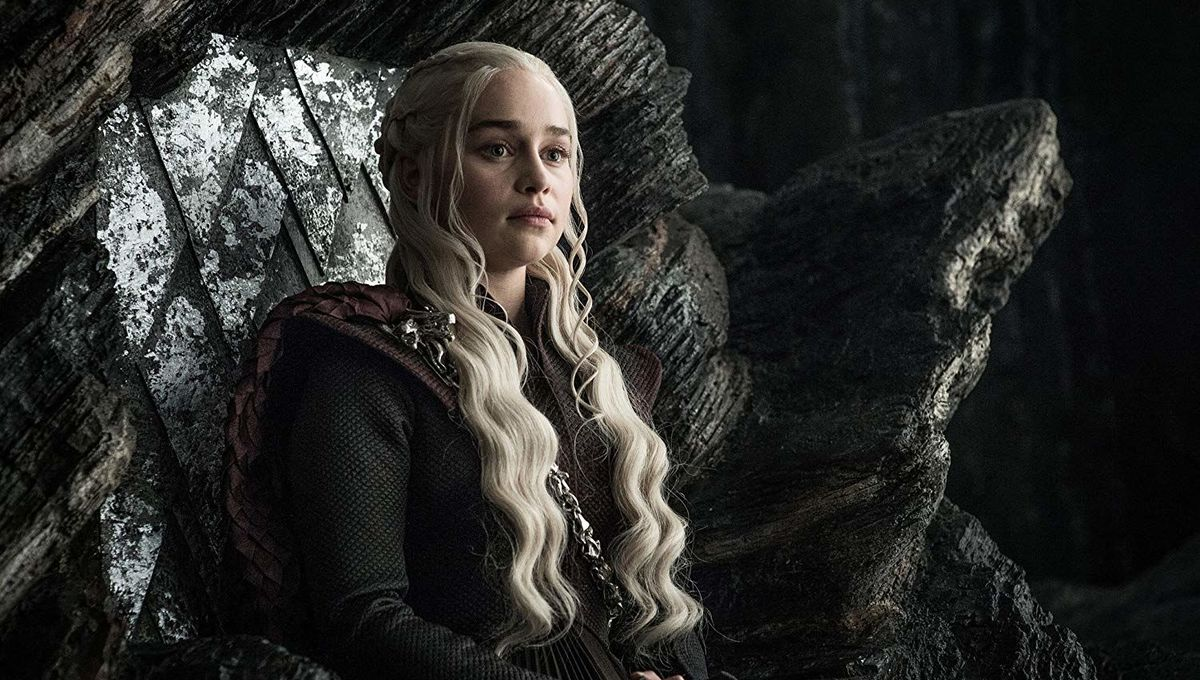 Emilia Clarke Daenerys Targaryen Game of Thrones HBO