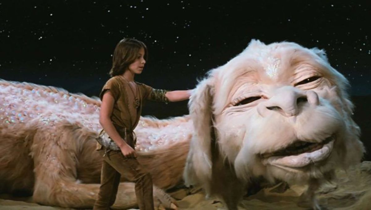 51 thoughts we had while watching The Neverending Story