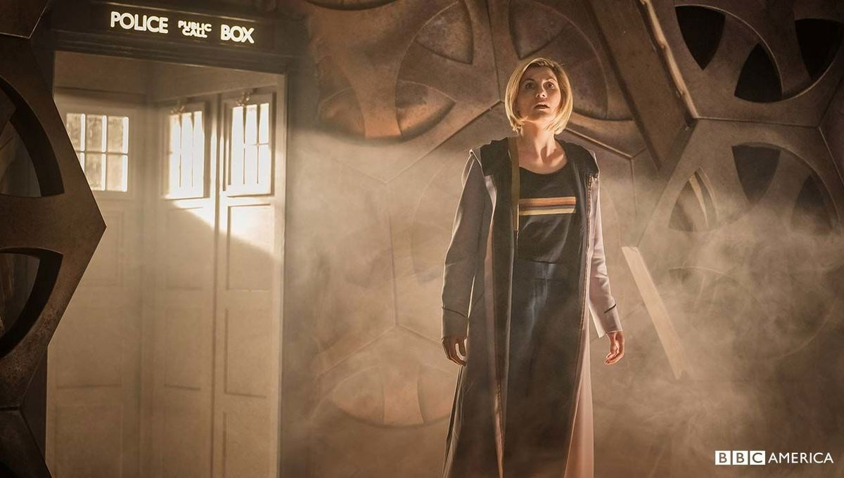 WIRE Buzz: Doctor Who Season 12 wraps filming; Bong Joon-Ho sets up horror project