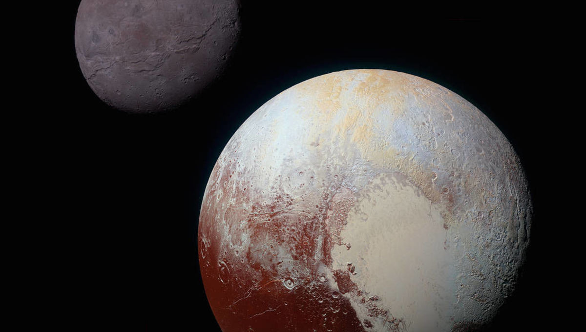 Science Behind the Fiction: How Pluto made the solar system bigger