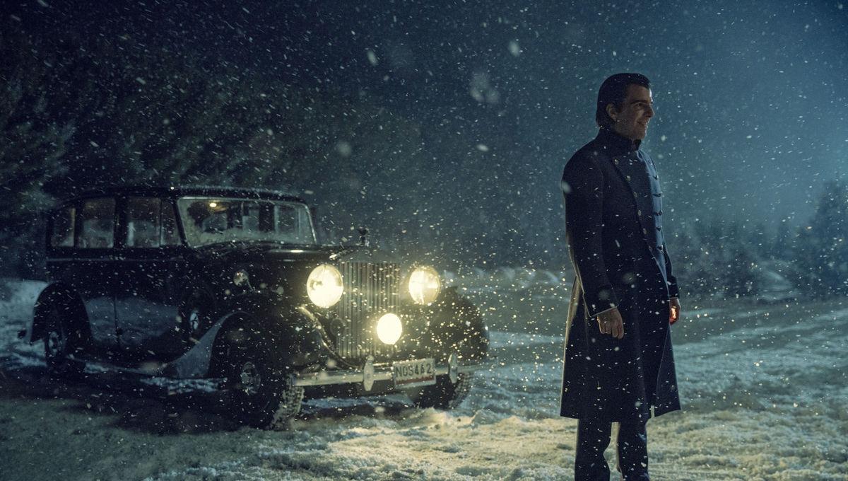 Watch: NOS4A2 novelist Joe Hill reveals a deep look inside the AMC adaptation