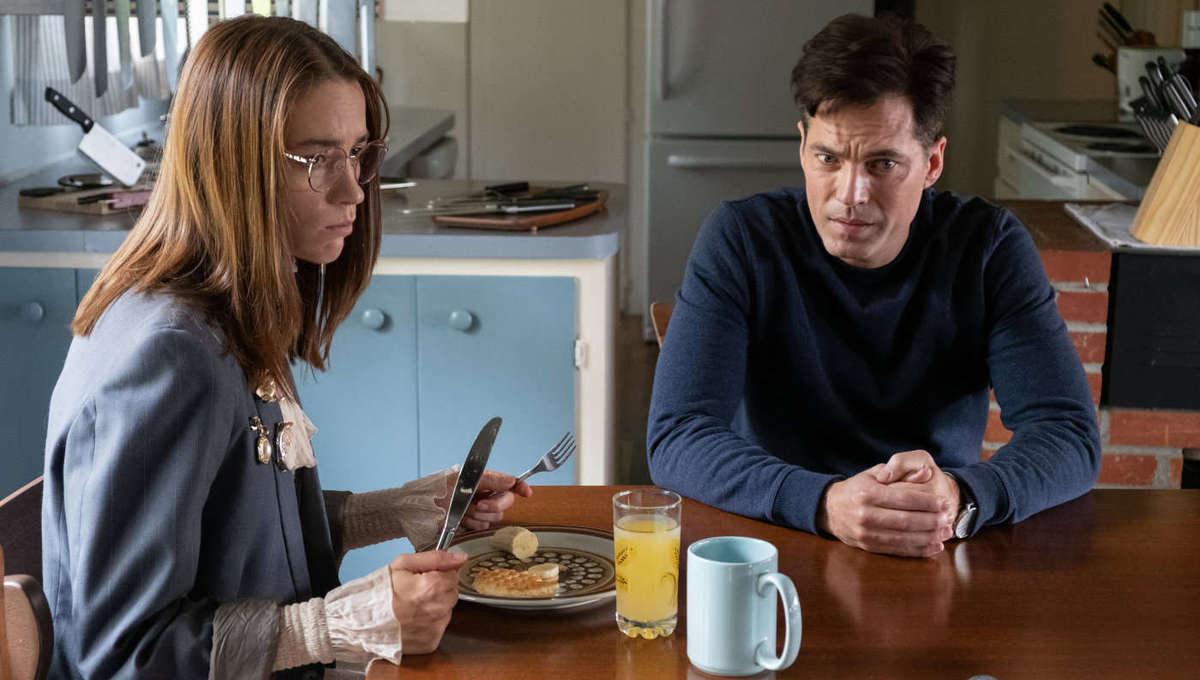 Episode 3 reunites Tim Rozon & Melanie Scrofano