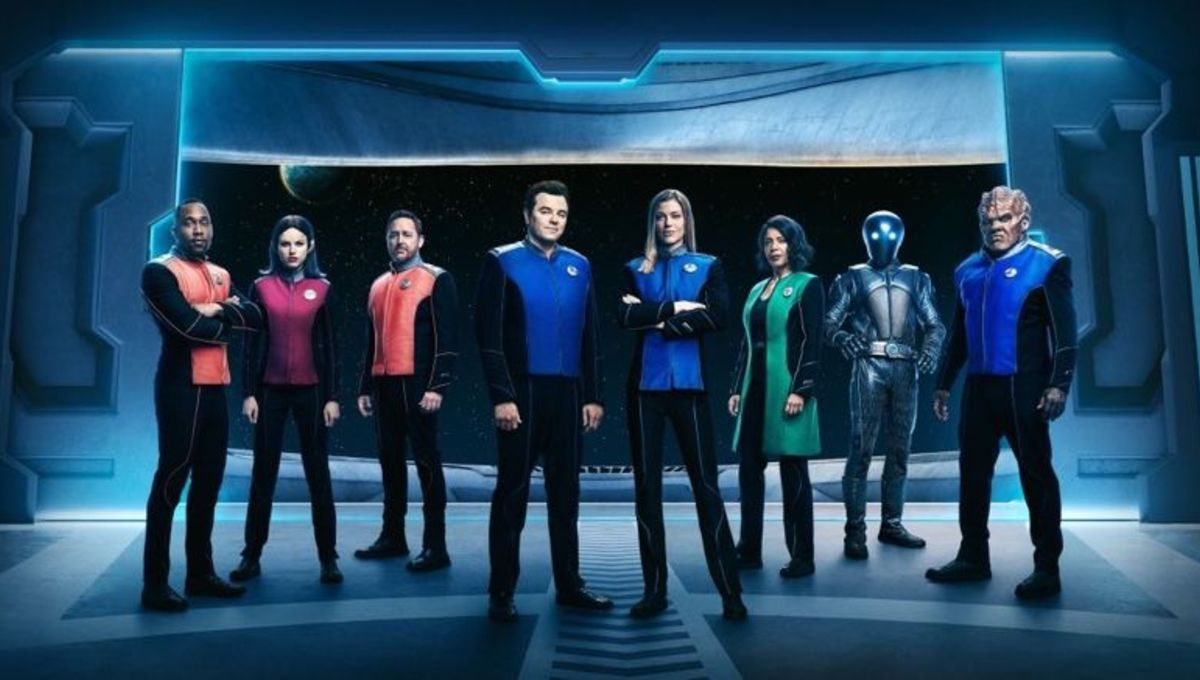 The Orville cast pitches musical episode, serenades each other in spirited NYCC panel