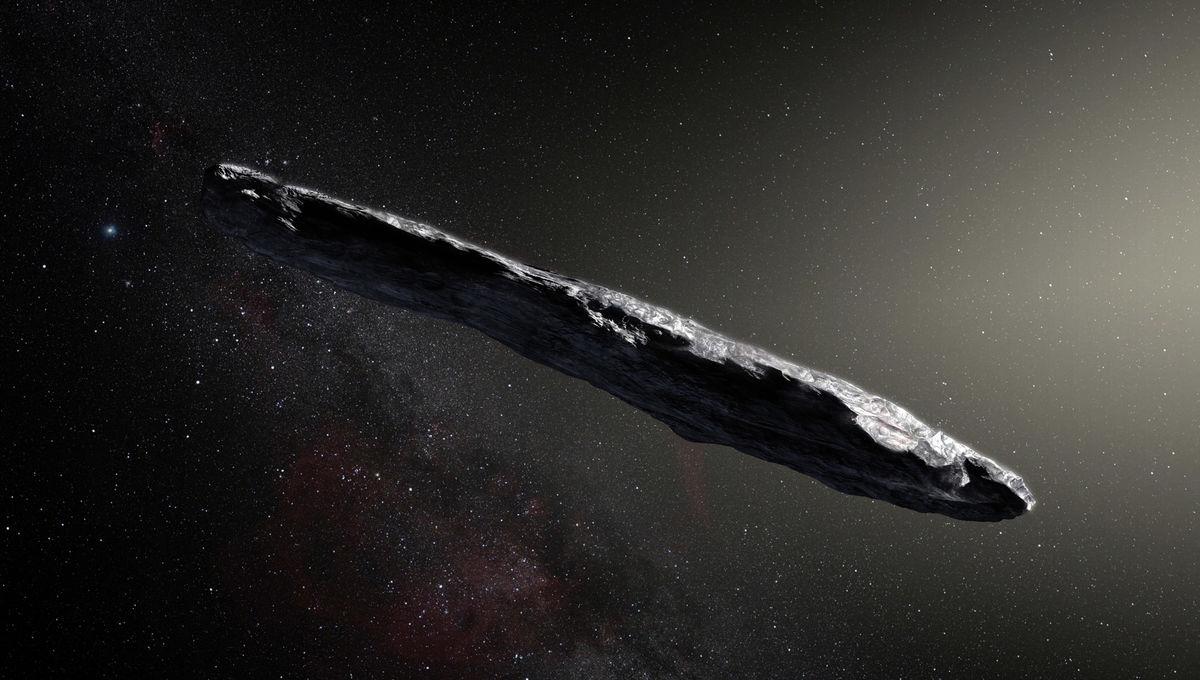 The  Oumuamua seems like science fiction come to life 0463dec9f