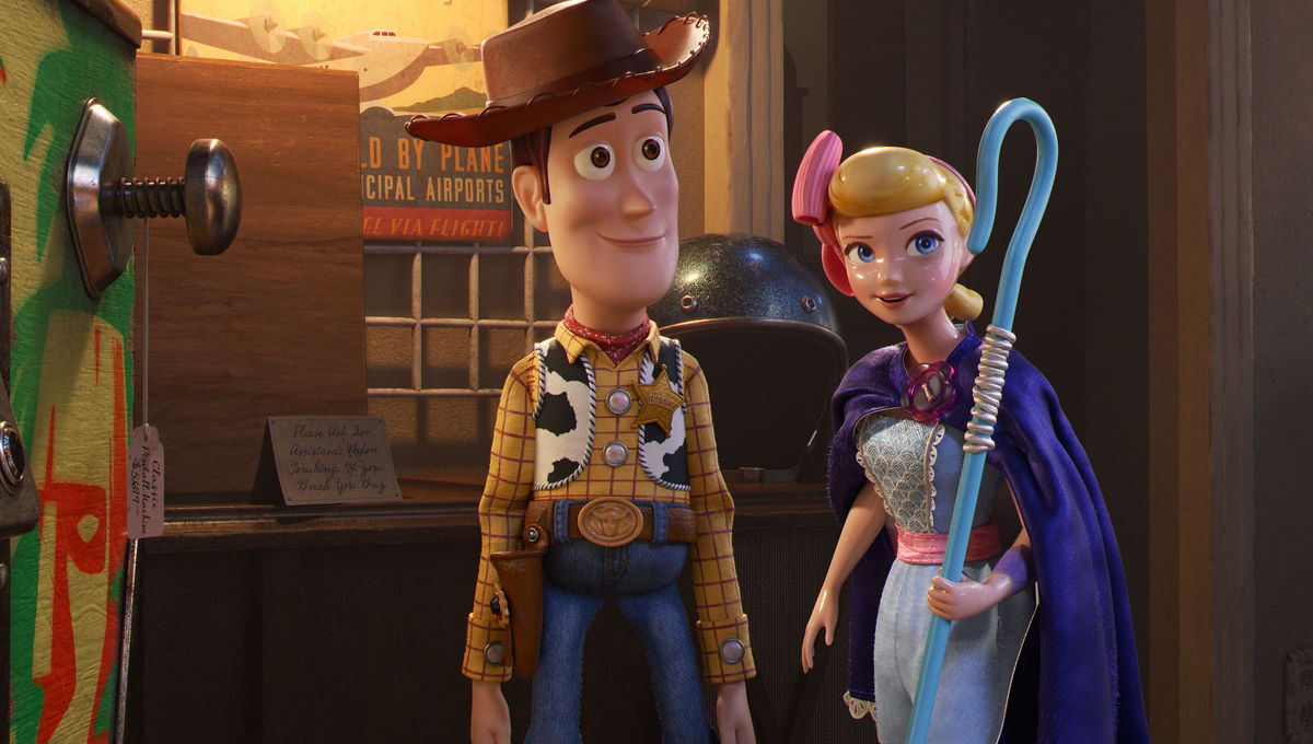 Toy Story 4's ending almost put its toys back on the shelf