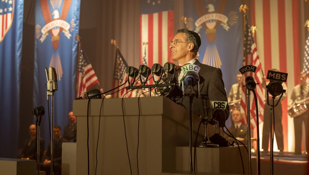 The Plot Against America's alternate history gets very real in HBO's Philip Roth adaptation