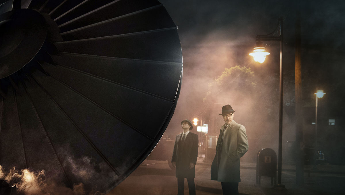 A sneak peek of Project Blue Book's season premiere reveals Roswell drama