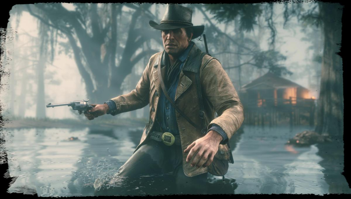 Red Dead Redemption 2 leak leads to apology, £1 million