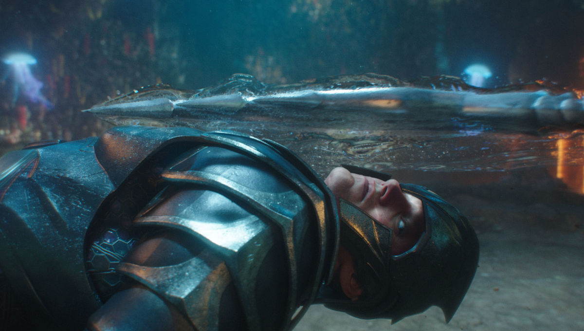 Patrick Wilson theorizes on what the future might hold for Orm in Aquaman 2