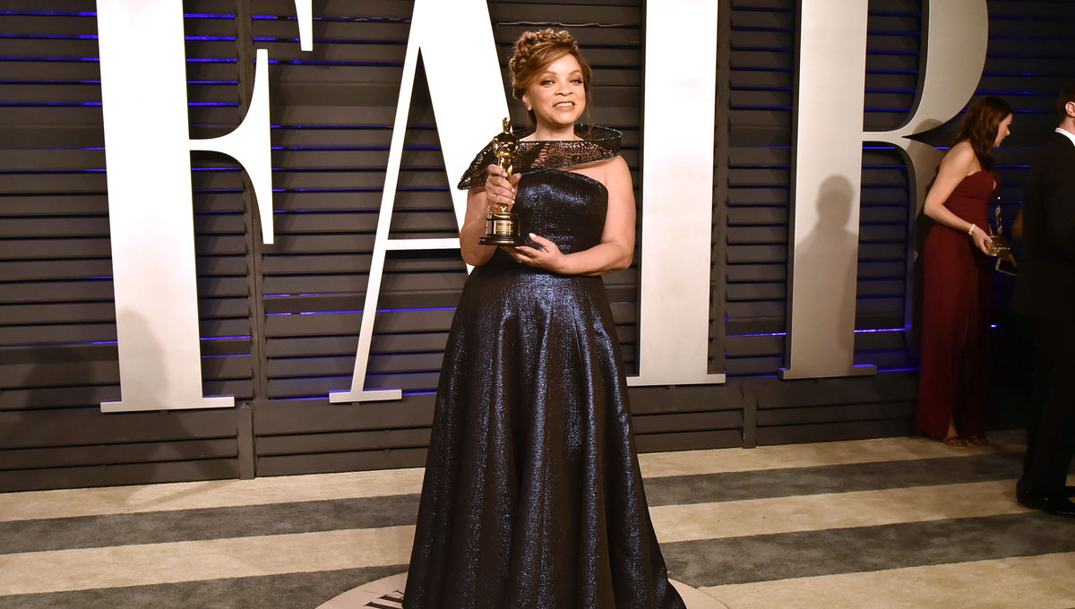 Ruth E. Carter would have given up if she hadn't won the Oscar for Black Panther