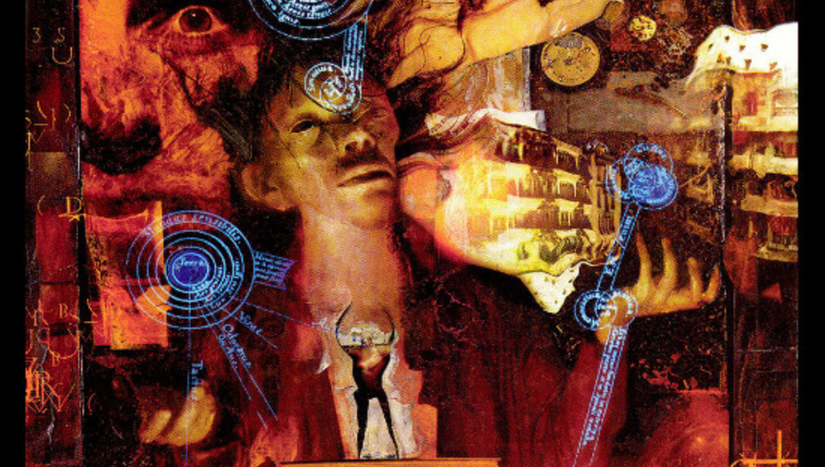 See Neil Gaiman's Sandman covers before and after Photoshopping