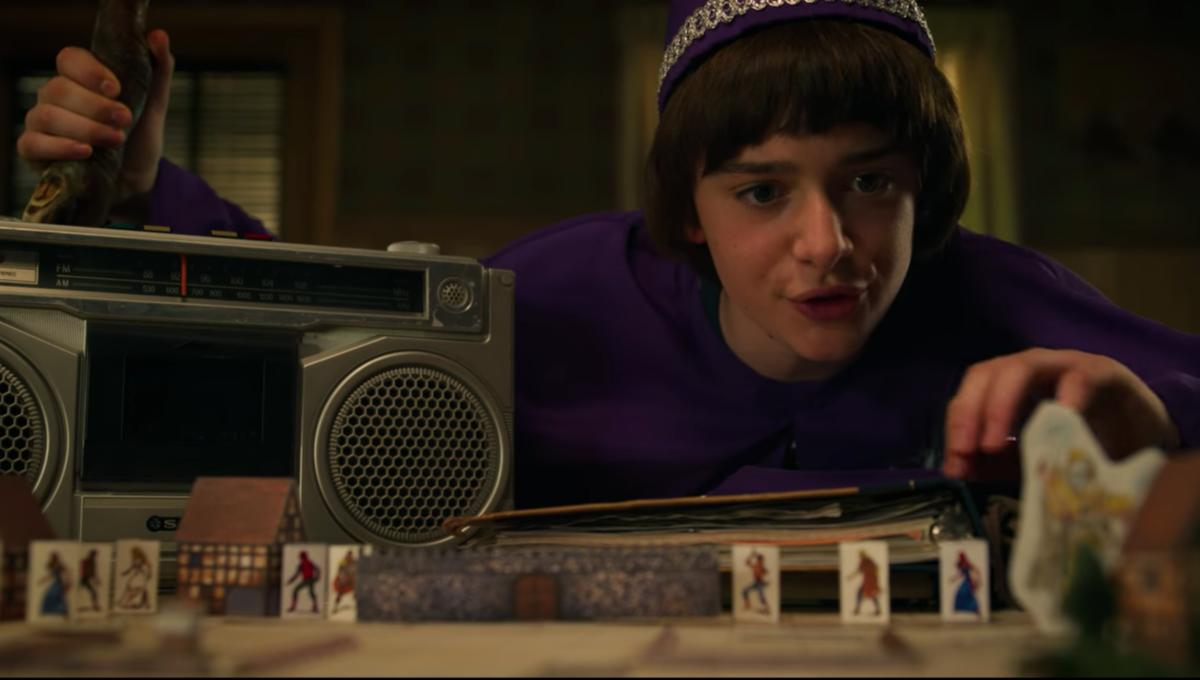 Stranger Things stars weigh in on fan theory about Will's love life